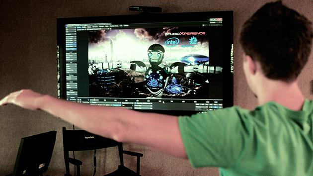 NevronMotion for LightWave 11.6 utilizes the Microsoft Kinect camera to capture motion capture data inside LightWave.