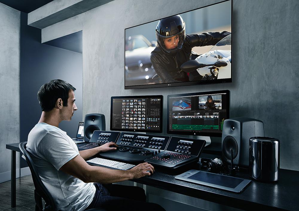 Blackmagic Design Announces Davinci Resolve 11 1 Safe Harbor Blog